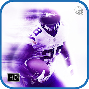 Adrian Peterson Wallpaper Art NFL