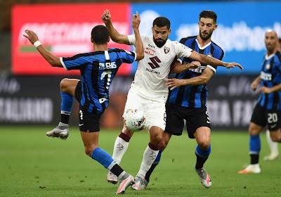 🎥 Serie A : L'Inter Milan, sans Romelu Lukaku, reprend la deuxième place