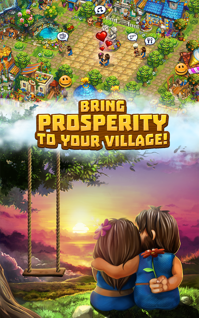 The Tribez: Build a Village Screenshot 8