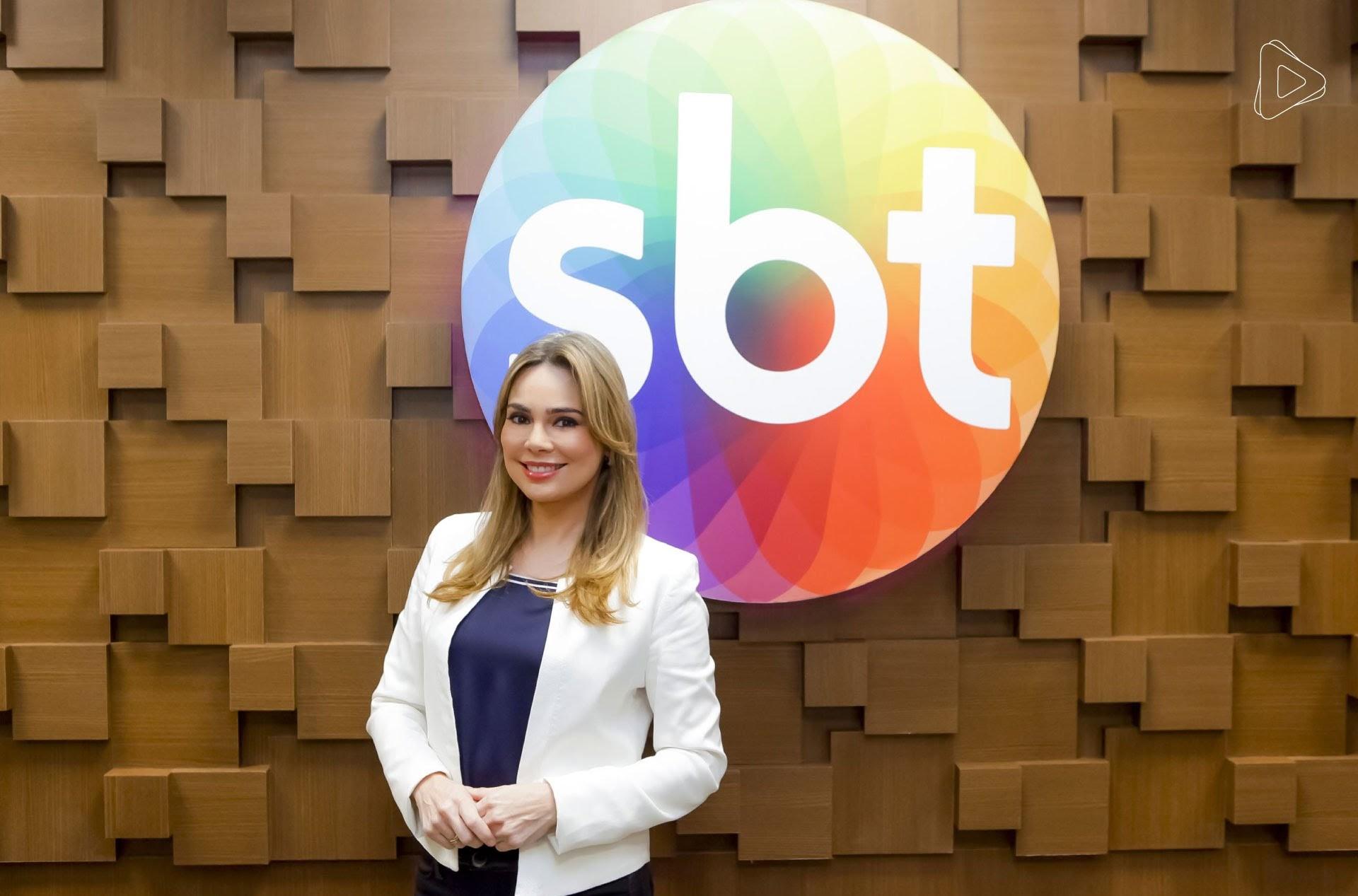 Rachel Sheherazade acaba de renovar contrato com o SBT