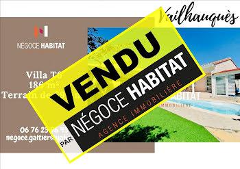villa à Vailhauquès (34)