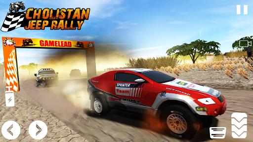 Télécharger Gratuit Rallye du jolie Cholistan APK MOD (Astuce) screenshots 1