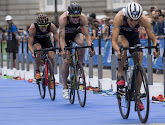 Surprise au triathlon d'Hamilton !