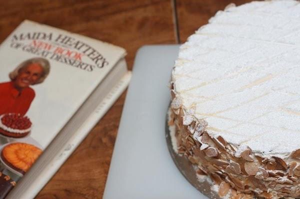 Zuger Kirschtorte, Swiss Cake Recipe