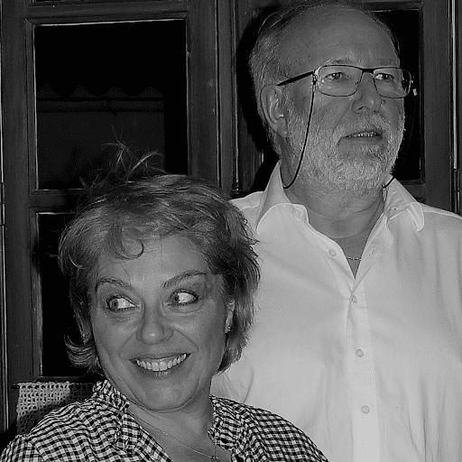 Brigitte & Patrick hôtes du Clos de la Garenne Infiniment Charentes