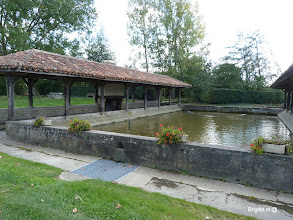 Photo: Lavoir de Barcelone du Gers