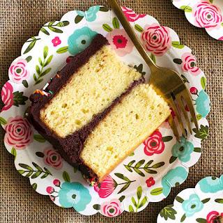Yellow Cake Icing Recipes.