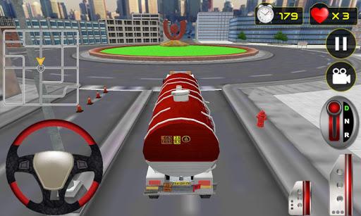 オイルタンカートランスポータートラック2