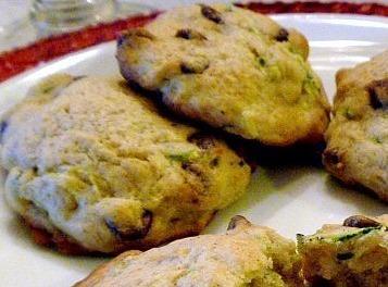 Soft Zucchini Cookies Recipe