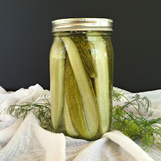 Dill Pickles.