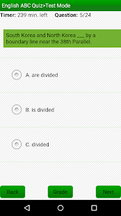 English ABC Quiz- screenshot thumbnail