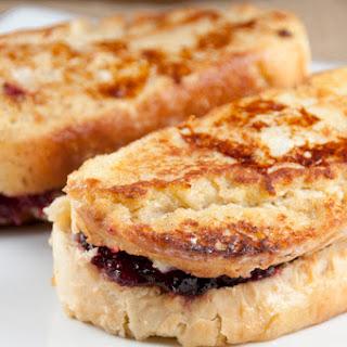 Leftover Turkey-Cranberry Monte Cristo Sandwich