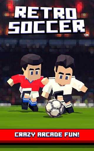 Retro Soccer - Arcade Football Game 4.203 screenshots 1