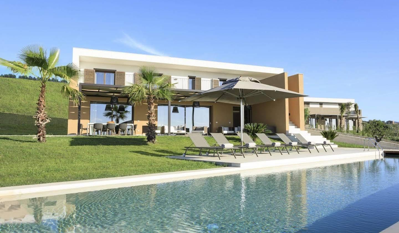 Villa avec piscine Sciacca