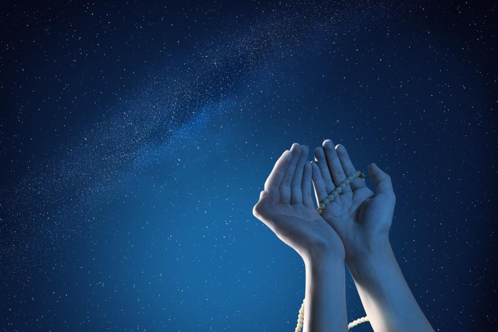 solat istikharah doa