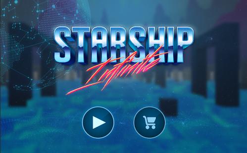 Starship Racer Infinite 1.0 APK + Mod (Free purchase) إلى عن على ذكري المظهر