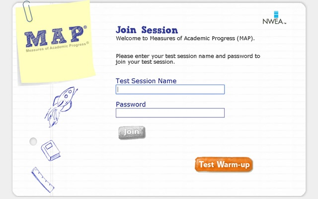 The MAP Chromebook Testing App allows Measures of Academic Progress ...