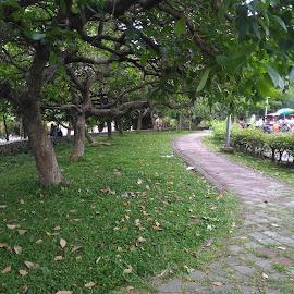 Perspektif by Indah Mia - City,  Street & Park  City Parks