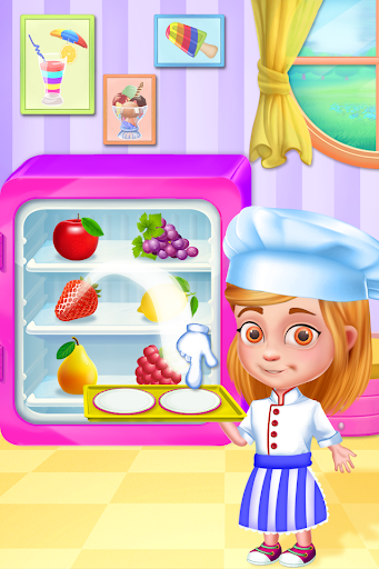 Ice Cream Parlor for Kids apkmr screenshots 2