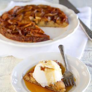 Cinnamon Apple Pancake Recipe
