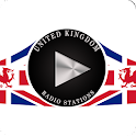 United Kingdom Radio Stations icon