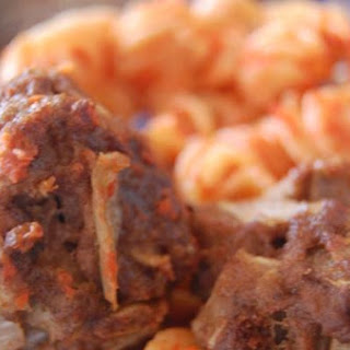 Zomppa's Moroccan Meatballs