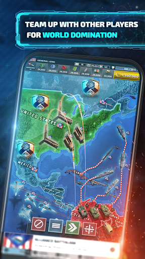 Conflict of Nations: WW3 Real Time Strategy Game apkmr screenshots 4