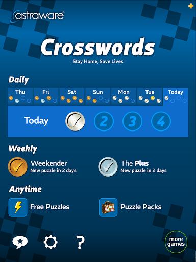 Astraware Crosswords screenshots 9