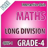 GRADE-4-MATHS-LONG DIVISION
