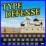 Type Defense - Typing and Writing Game