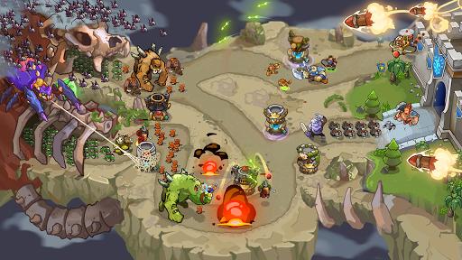 King of Defense Premium: Tower Defense Offline screenshots 1