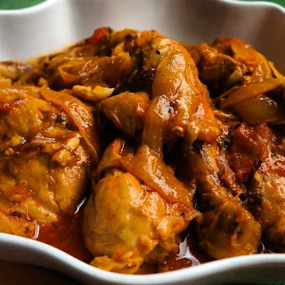 Haitian Stewed Chicken Recipe (Poulet Creole).