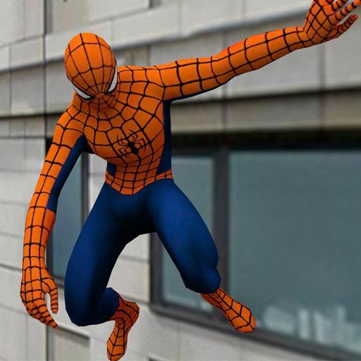 Amazing Mutant Spider Hero : Grand City Battle Icon