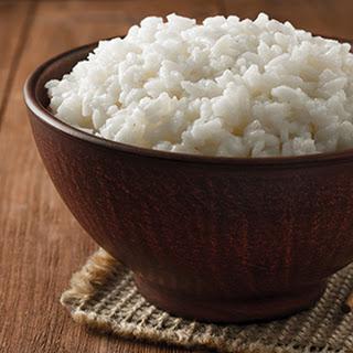 White Rice Recipes.