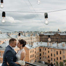 Wedding photographer Nadezhda Kuzmina (NadiaKuzmina). Photo of 13.10.2018