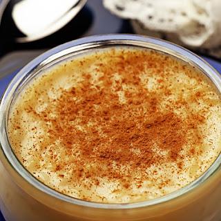 Mexican Rice Pudding (Arroz con leche).
