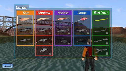 Bass Fishing 3D Free 2.9.10 screenshots 3
