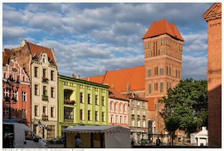 Photo: Marktplatz und Kathedrale St. Johannes der Täufer und St. Johannes Evangelist in Toruń