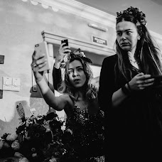 Wedding photographer Ilya Lyubimov (Lubimov). Photo of 16.03.2018