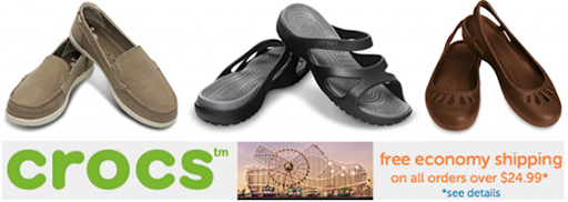 Crocs: Save Up to an Extra 58%...