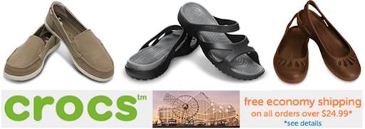 Crocs: Save Up to an Extra 58%...
