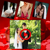 wedding photo video maker