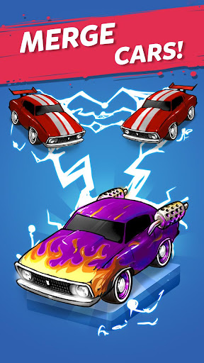 Code Triche Merge Muscle Car APK MOD screenshots 1