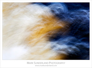 Photo: #WaterfallWednesday   Aysgarth Impression III  Here's a third impression from the falls at Aysgarth in Wensleydale - a return to the Upper Falls produced a much more abstract image. Posted for #WaterfallWednesday curated by +Eric Leslieand part of a new gallery of Waterfall Impressions images on my website:http://www.marksunderland.com/portfolio/gallery_view.php?cat_id=waterfallimpressions  Canon EOS 5D,EF24-105mm f/4L IS USM at 105mm, ISO 100, 1/5s at f18