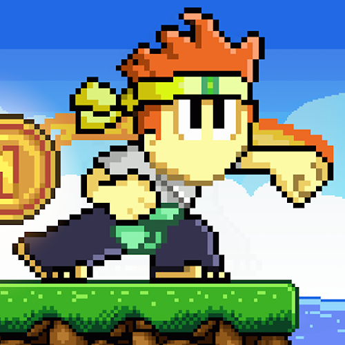 Dan the Man - Free Games(Mod Money/Unlocked) 1.2.97mod
