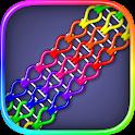 Rainbow Bracelet Designer icon