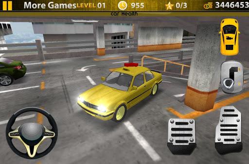 ドライバゲームタクシーデューティ3D