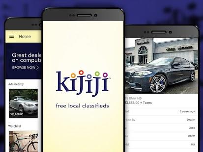 Kijiji Free Local Classifieds- screenshot thumbnail