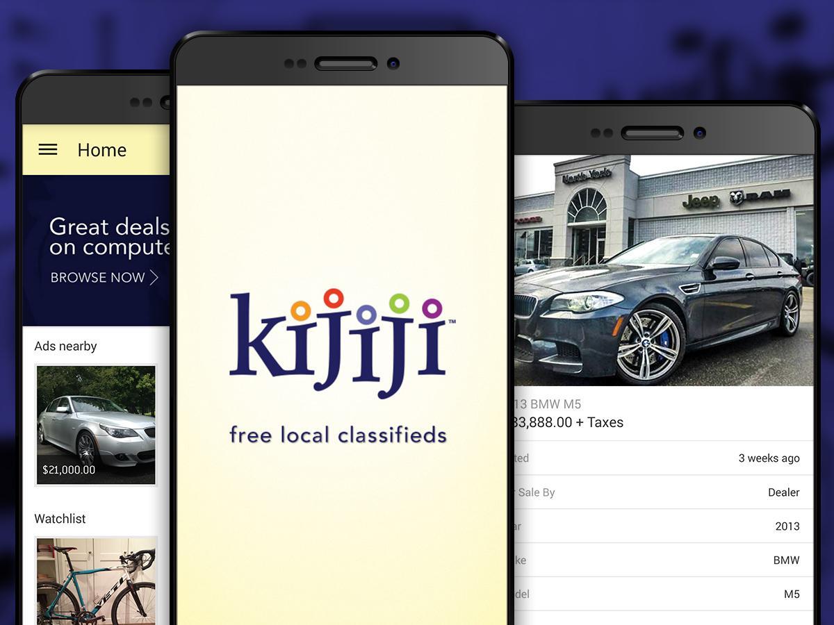 Kijiji Free Local Classifieds- screenshot