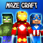 Maze Craft: Pixel Heroes icon